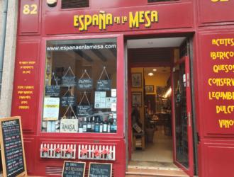 España en la Mesa tienda