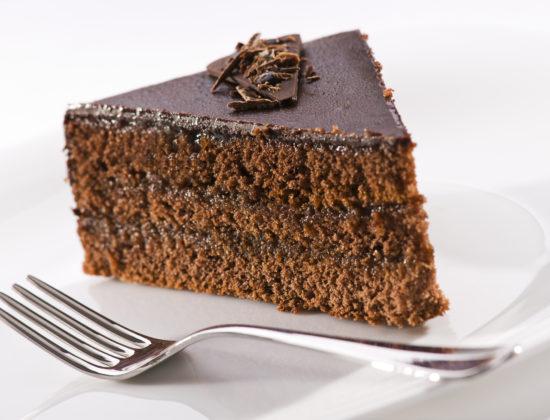 Receta tarta sacher de Pazo de Vilane