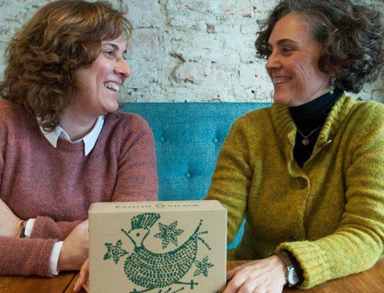 Mujeres emprendedoras Pazo