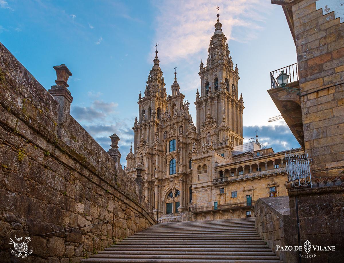 Pazo de Vilane celebra o Día de Galicia