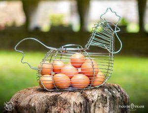 Cómo aprovechar la cáscara de huevo