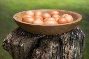 Consejos para la conservación de huevos