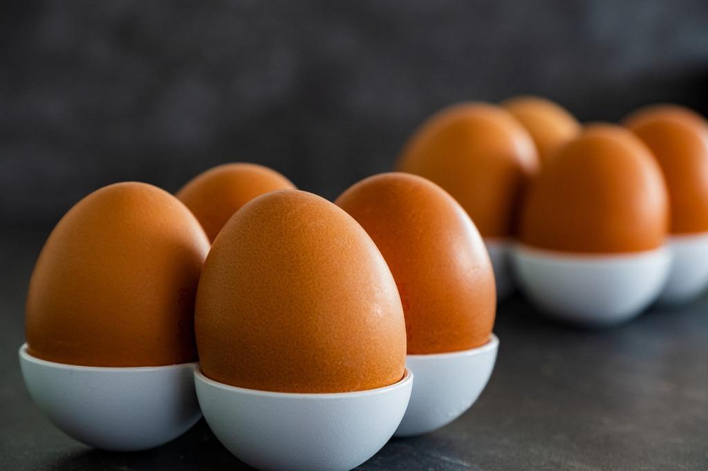 Los huevos cocidos conservan todo el valor nutricional del huevo.