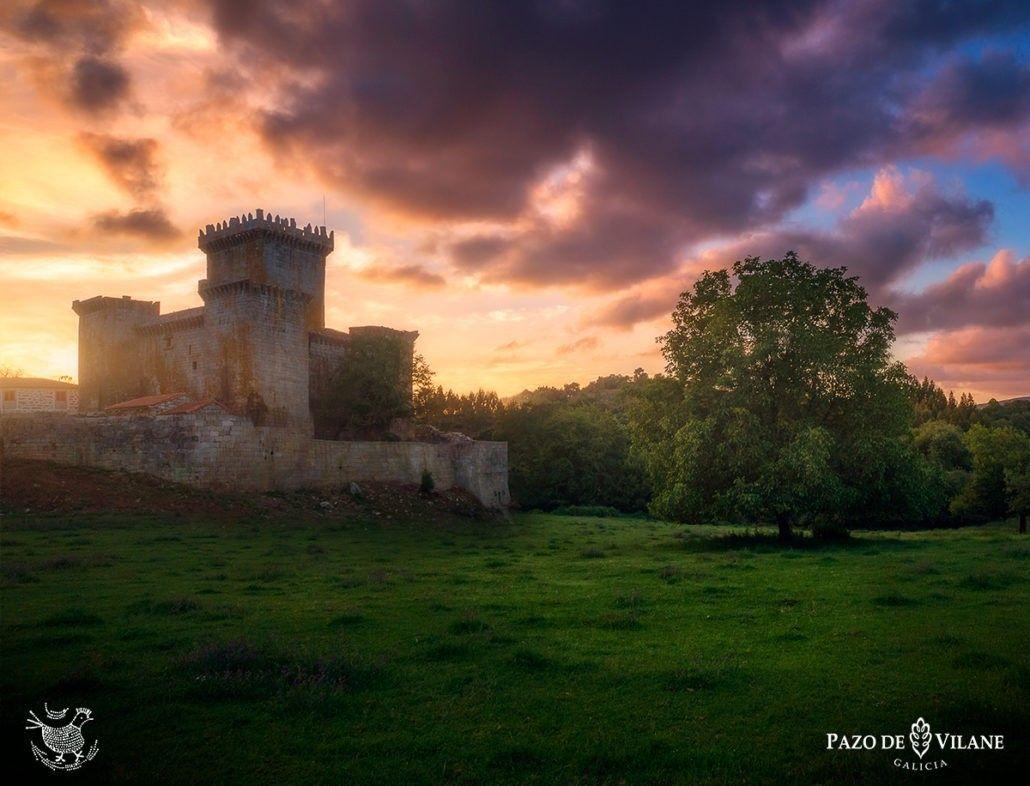 Conoce A Ulloa: el castillo de Pambre
