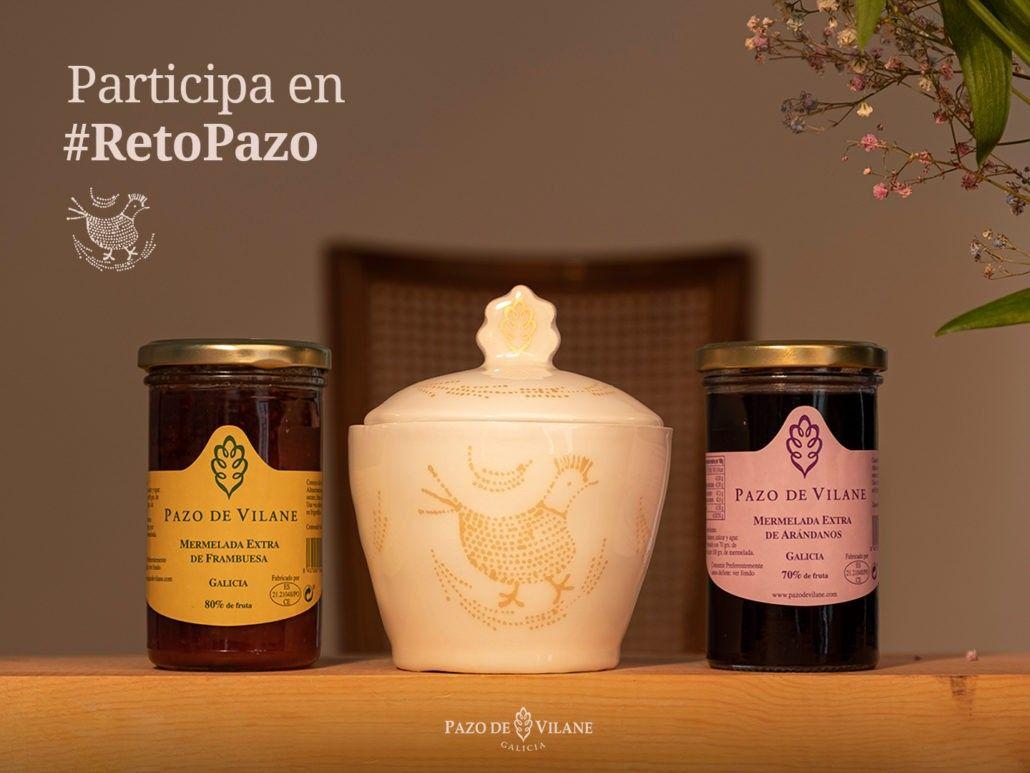 Participa en el #RetoPazo