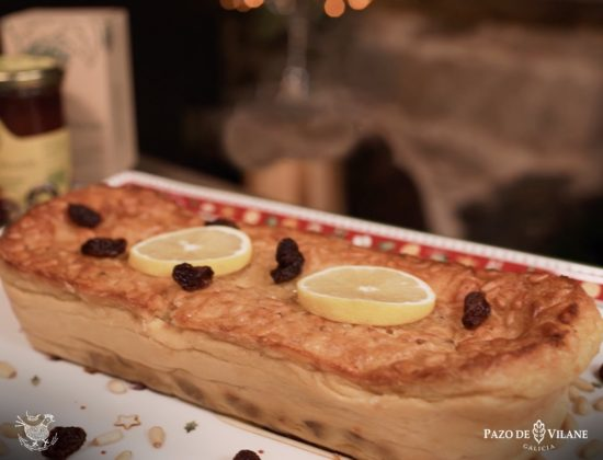 Bandullo, postre tradicional gallego navideño