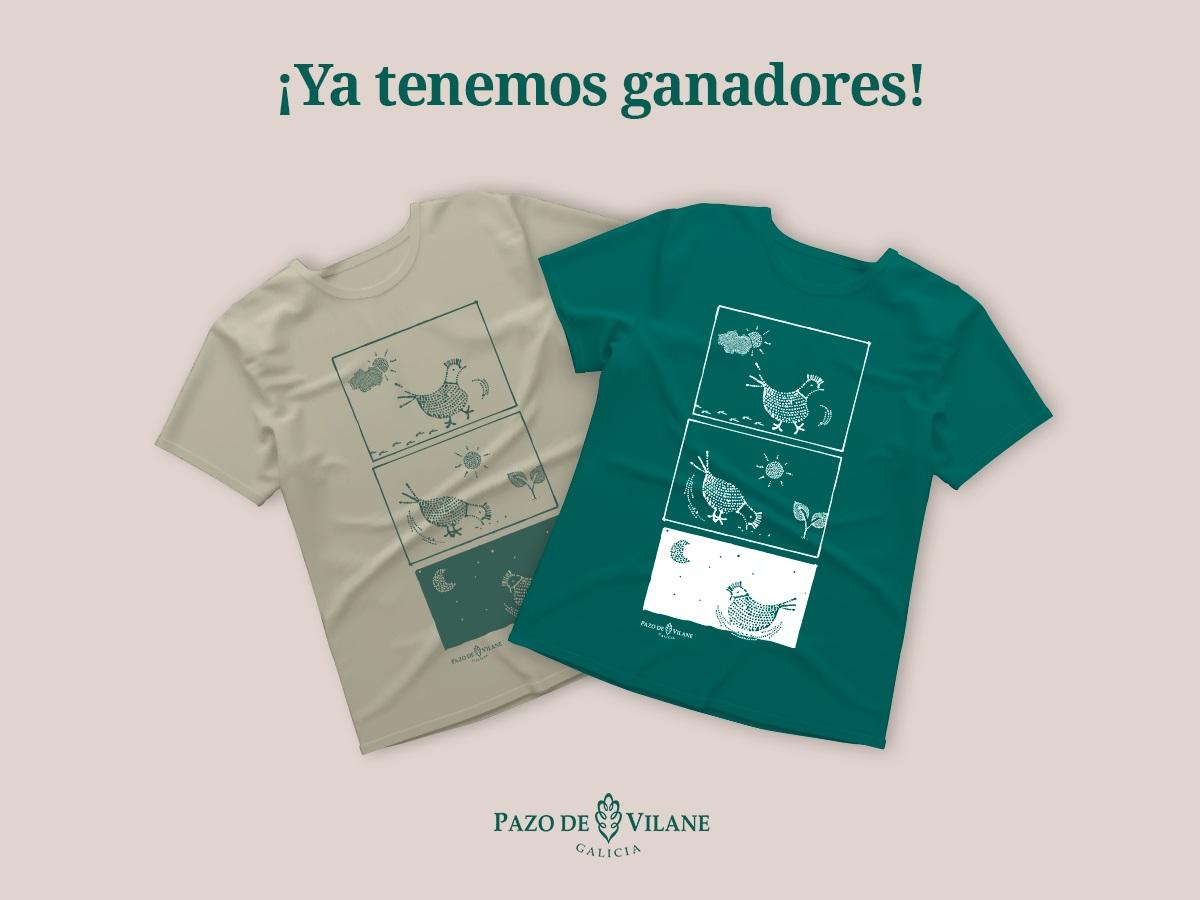 ¡Ya tenemos ganadores de las camisetas de comercio justo!